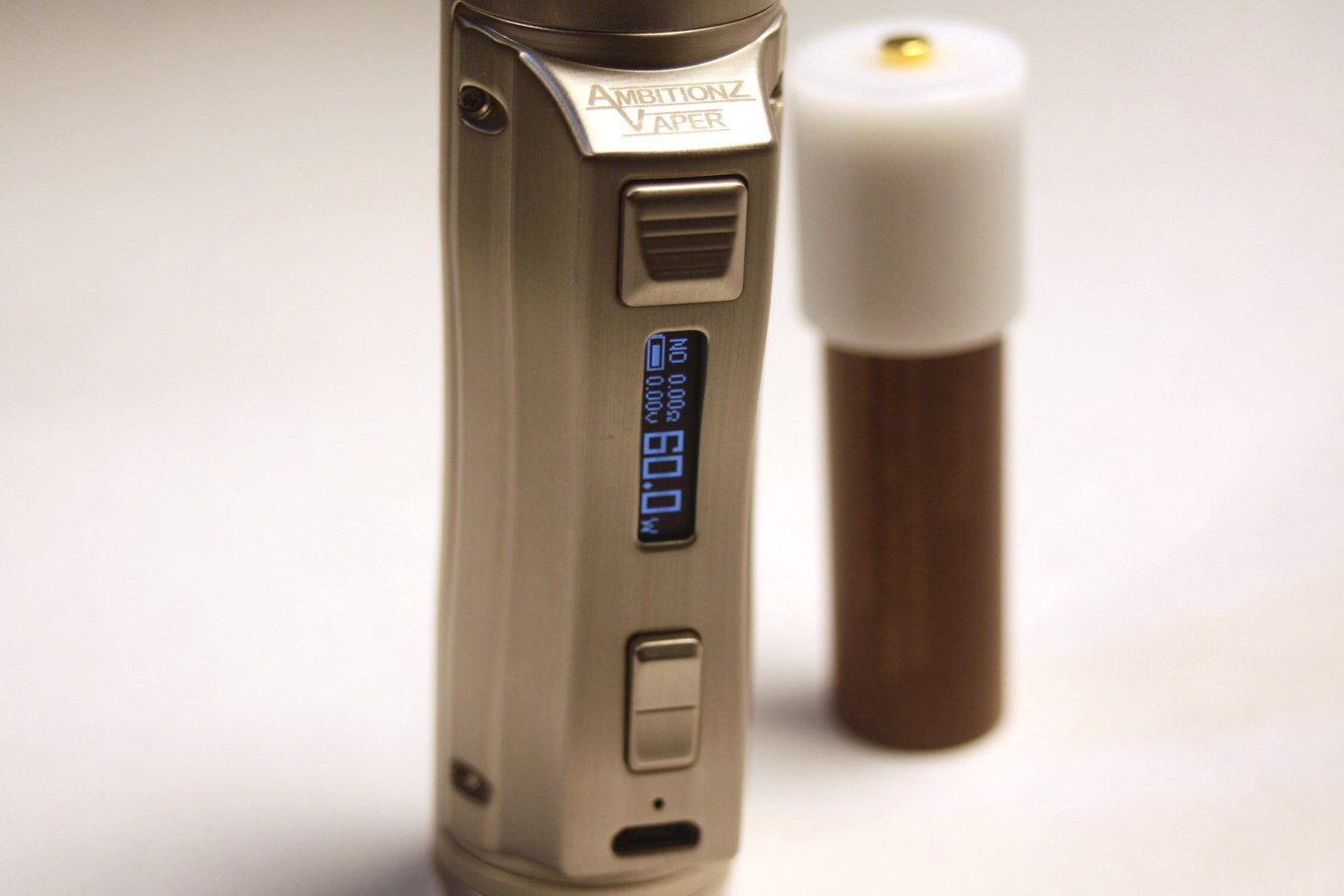 Ehpro Cold Steel 100 Mod (Single Battery Vape Tube Mod