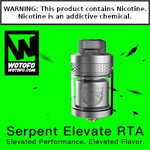Wotofo Serpent Element RTA